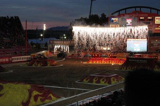 2012 Monster Jam World Finals