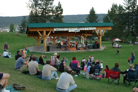 Cariboo Performances in the Park