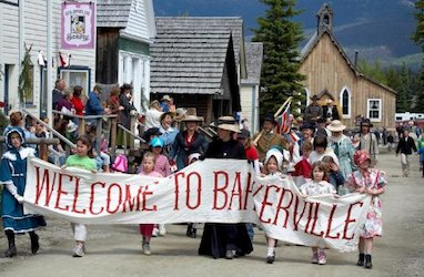 Welcome to Barkerville