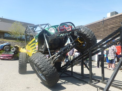 Tow Rigs, Rock Buggies, Desert Trucks oh my!
