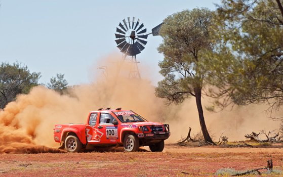 New course, new terrain, new West Australian experience for Safari 2012