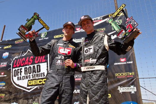 Ryan Hagy and Casey Currie Capture Two Podium's Each for Team GT at Speedworld