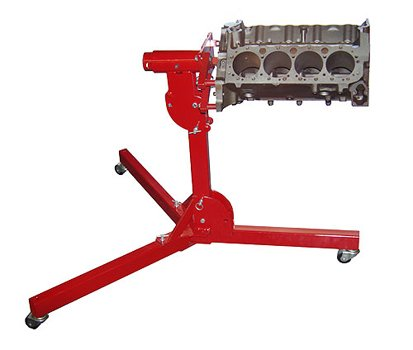 AutoDolly - Fold-up Engine Stand