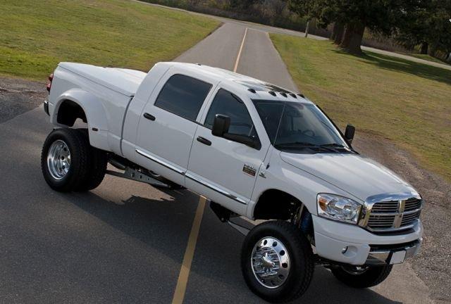 BCC Dodge 3500