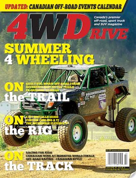 4WD 143 Cover