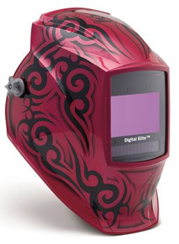 Miller updates Arc Armor Helmets with New Digital Controls and Headgear; Introduces New Graphics for Women