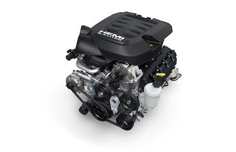 2014 Ram Heavy Duty 6.4-liter HEMI® V-8