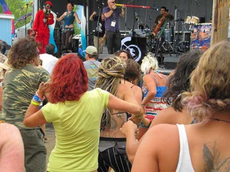 The 20th Annual Salmon Arm Roots and Blues Festival