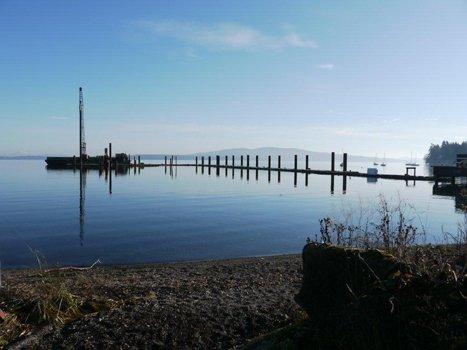 The Rebuilding of Mill Bay Marina