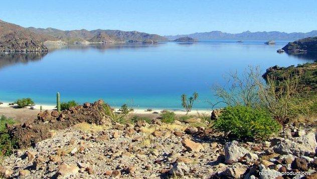 Baja Winters Bahia de Concepcion south of Muelge