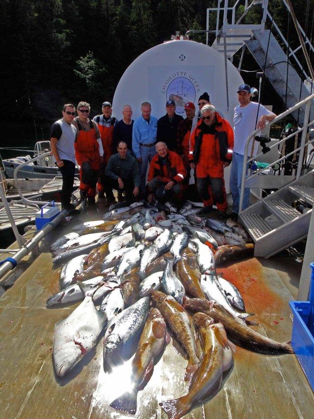 Charlotte Queen Fishing Adventures
