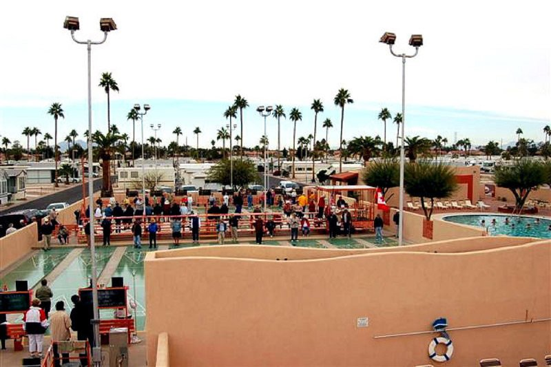 mesa spirit rv resort reviews