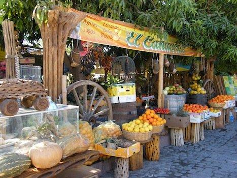 Baja Market