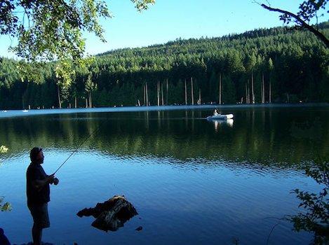 RV Resort on the Lake