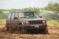 Cooper Tire Discoverer AT3 Mud Test