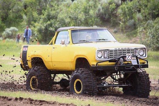 Merritt Mud Race 2012