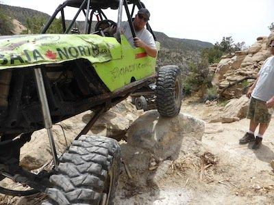 Crawlin' Column 4WD 167