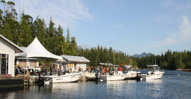 Rodgers Fishing Lodge