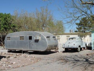 Clark County Museum Nevada Suncruiser