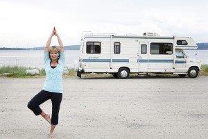 Yoga RVing