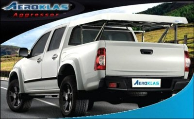 Electric Lift Unit Tonneau Covers For Ford F150 Suncruiser