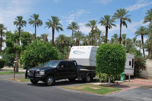 Indian Wells Carefree RV Resort