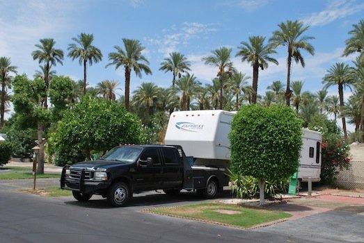 Indian Wells Carefree RV Resort
