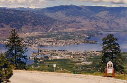 Cactus Flats Town Homes in Osoyoos British Columbia