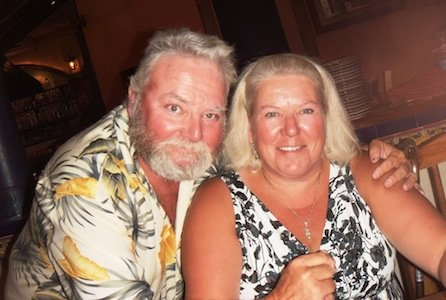 Dan & Lisa Goy of Baja Amigos
