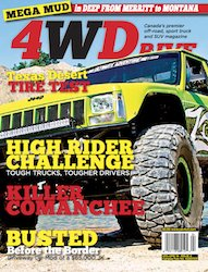 4WD Cover Volume 14 Issue 4