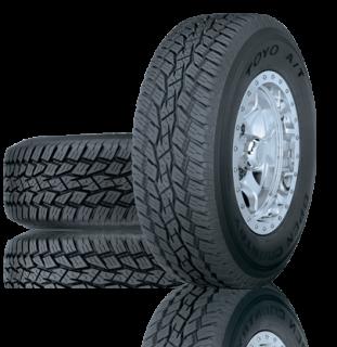 Toyo Tires Introduces A Tougher All Terrain Tire Suncruiser