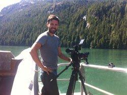 Film crew in Kitimat