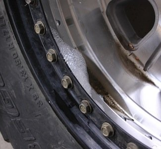 Thin Beaded Tire