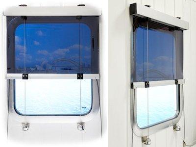 Marine Solar Shades Amp Blackout Blinds Suncruiser