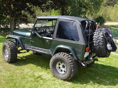 rampage bronco soft top
