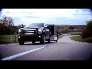 2015 Ford F-150 teaser
