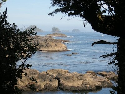 View towards the Broken Group Islands from Amphitrite Point photo Ruth Hartnup.jpg
