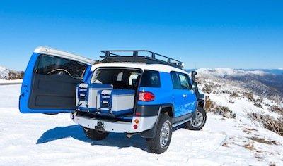 Camper cooler still an option