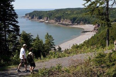 Fundy Trail Parkway - Walk it, bike it, drive it