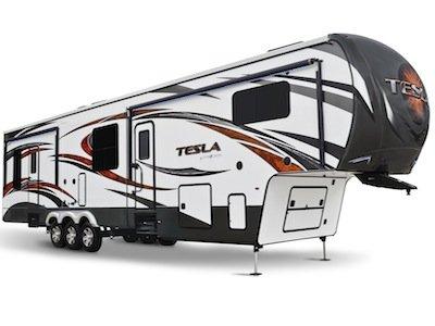 Tesla 3970 Toy Hauler