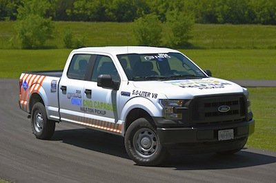 F150 gets natural gas