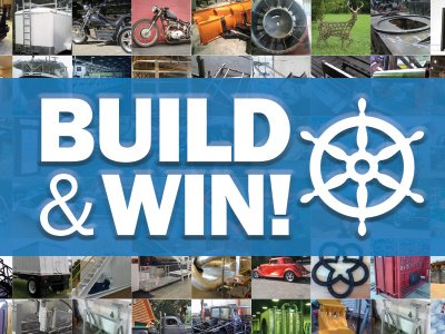 "Miller Electric ""Build & Win"" Sweepstakes"
