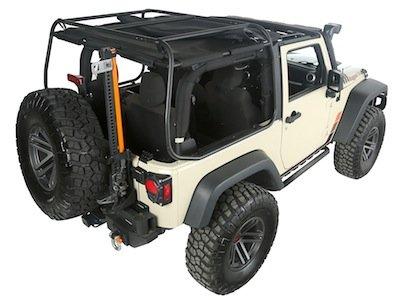 Jeep Wrangler JK Exo-Top