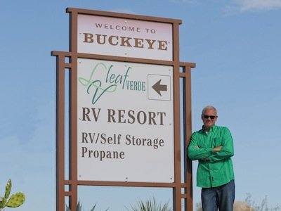 Leaf Verde RV Resort, AZ