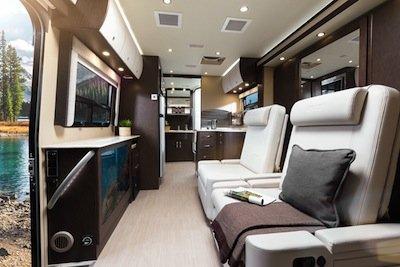 Rv Trader Class A >> 2016 U24MB Unity Leisure Lounge Plus - SunCruiser