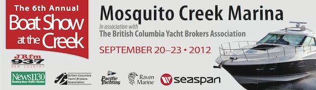 Mosquito Creek Boat Show