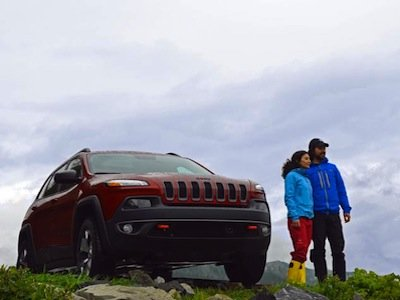 Jeep & Bell Media Launch Online Video Series