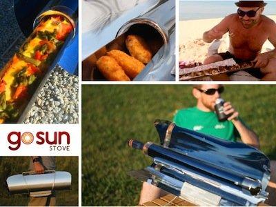 GoSun Solar Stove