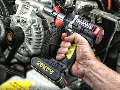 Rockwell's New 20V Impact Wrench
