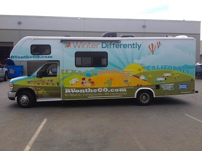 Join the Winter Differently Motorhome Tour - SunCruiser